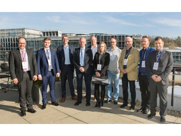 CAMART² team joins presidential visit to Hamburg