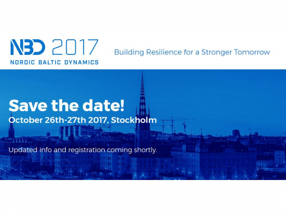 Nordic-Baltic Dynamics Conference in 2017