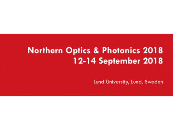 Northern Optics & Photonics - 2018