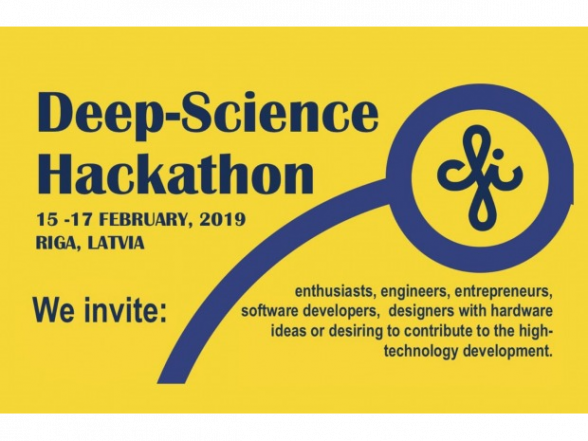 2nd Deep Science Hackathon