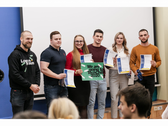 The 5th Deep Science Hackathon at the ISSP UL