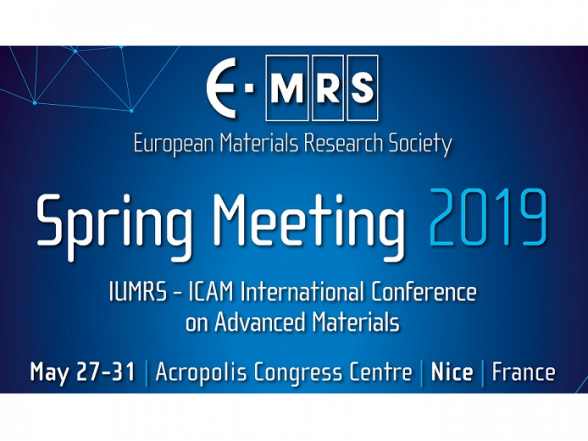 Spring Meeting of the European Materials Research Society