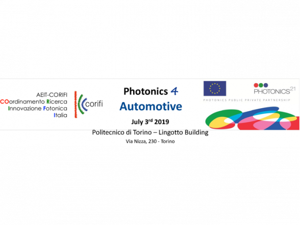 Workshop Photonics4Automotive