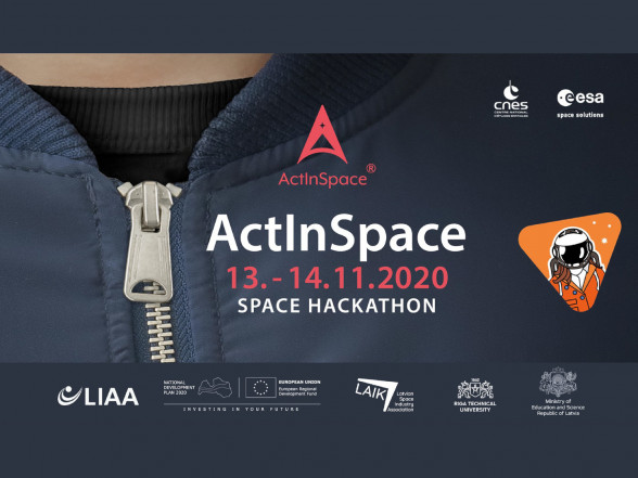 Act In Space Hackathon 2020